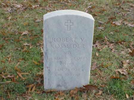 KOSMEDER (VETERAN KOR), ROBERT V - Pulaski County, Arkansas | ROBERT V KOSMEDER (VETERAN KOR) - Arkansas Gravestone Photos