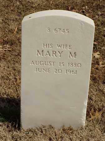 KRYSZEWSKI, MARY M - Pulaski County, Arkansas | MARY M KRYSZEWSKI - Arkansas Gravestone Photos