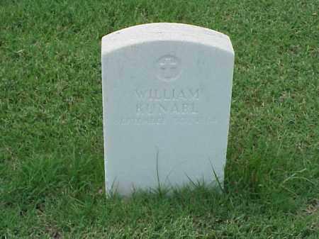 KUNARL (VETERAN UNION), WILLIAM - Pulaski County, Arkansas | WILLIAM KUNARL (VETERAN UNION) - Arkansas Gravestone Photos
