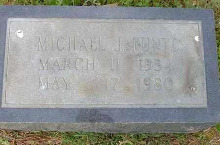 KUNTZ, MICHAEL J. - Pulaski County, Arkansas | MICHAEL J. KUNTZ - Arkansas Gravestone Photos