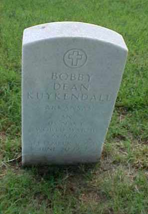 KUYKENDALL (VETERAN 2 WARS), BOBBY DEAN - Pulaski County, Arkansas | BOBBY DEAN KUYKENDALL (VETERAN 2 WARS) - Arkansas Gravestone Photos