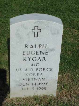 KYGAR (VETERAN 2 WARS), RALPH EUGENE - Pulaski County, Arkansas | RALPH EUGENE KYGAR (VETERAN 2 WARS) - Arkansas Gravestone Photos