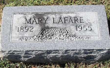 LAFARE, MARY - Pulaski County, Arkansas | MARY LAFARE - Arkansas Gravestone Photos