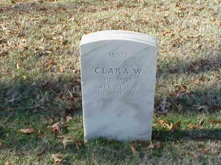 LAHART, CLARA W - Pulaski County, Arkansas   CLARA W LAHART - Arkansas Gravestone Photos