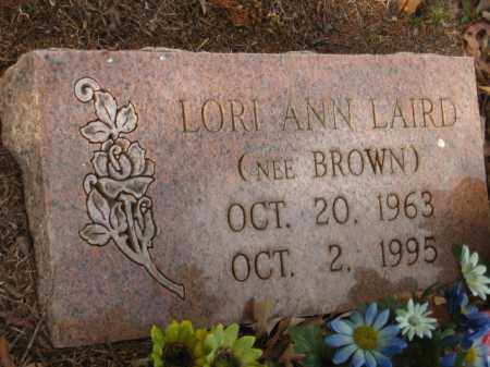 LAIRD, LORI ANN - Pulaski County, Arkansas | LORI ANN LAIRD - Arkansas Gravestone Photos