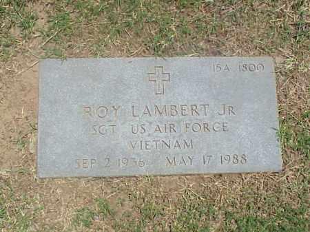 LAMBERT, JR (VETERAN VIET), ROY - Pulaski County, Arkansas | ROY LAMBERT, JR (VETERAN VIET) - Arkansas Gravestone Photos
