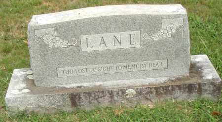 LANE, NOT GIVEN - Pulaski County, Arkansas | NOT GIVEN LANE - Arkansas Gravestone Photos