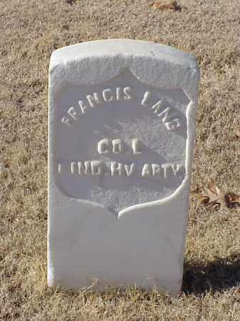 LANG (VETERAN UNION), FRANCIS - Pulaski County, Arkansas | FRANCIS LANG (VETERAN UNION) - Arkansas Gravestone Photos