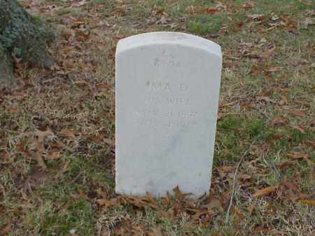 LANGFORD, IMA D - Pulaski County, Arkansas | IMA D LANGFORD - Arkansas Gravestone Photos