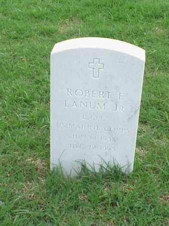 LANUM, JR (VETERAN VIET), ROBERT E - Pulaski County, Arkansas   ROBERT E LANUM, JR (VETERAN VIET) - Arkansas Gravestone Photos