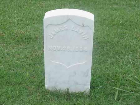 LAVIN (VETERAN UNION), JAMES - Pulaski County, Arkansas   JAMES LAVIN (VETERAN UNION) - Arkansas Gravestone Photos