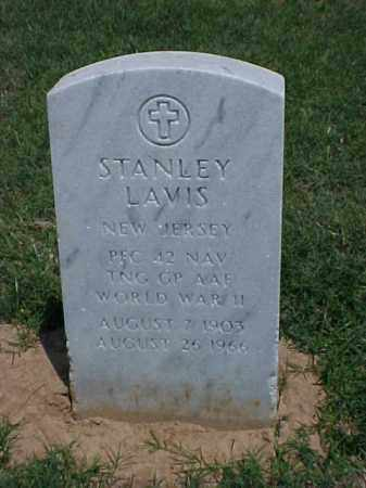 LAVIS (VETERAN WWII), STANLEY - Pulaski County, Arkansas   STANLEY LAVIS (VETERAN WWII) - Arkansas Gravestone Photos
