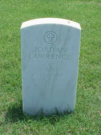 LAWRENCE (VETERAN WWI), JORDAN - Pulaski County, Arkansas | JORDAN LAWRENCE (VETERAN WWI) - Arkansas Gravestone Photos