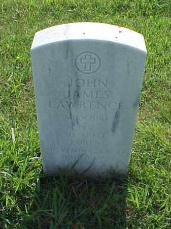 LAWRENCE (VETERAN KOR), JOHN JAMES - Pulaski County, Arkansas | JOHN JAMES LAWRENCE (VETERAN KOR) - Arkansas Gravestone Photos