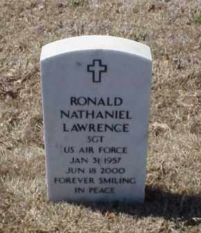 LAWRENCE (VETERAN), RONALD NATHANIEL - Pulaski County, Arkansas | RONALD NATHANIEL LAWRENCE (VETERAN) - Arkansas Gravestone Photos