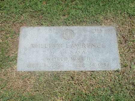 LAWRENCE (VETERAN WWII), WILLIAM - Pulaski County, Arkansas | WILLIAM LAWRENCE (VETERAN WWII) - Arkansas Gravestone Photos