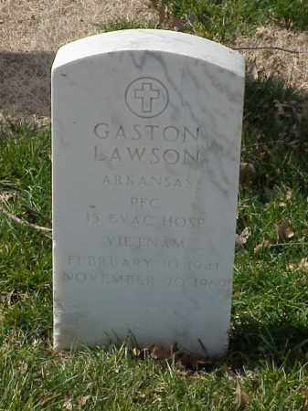 LAWSON (VETERAN VIET), GASTON - Pulaski County, Arkansas | GASTON LAWSON (VETERAN VIET) - Arkansas Gravestone Photos