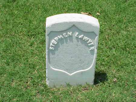 LAWYER (VETERAN UNION), STEPHEN - Pulaski County, Arkansas | STEPHEN LAWYER (VETERAN UNION) - Arkansas Gravestone Photos