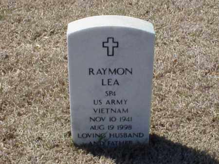 LEA (VETERAN VIET), RAYMON - Pulaski County, Arkansas   RAYMON LEA (VETERAN VIET) - Arkansas Gravestone Photos
