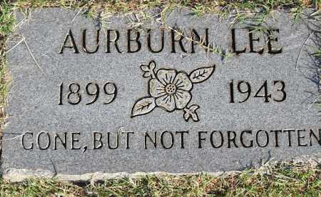 LEE, AURBURN - Pulaski County, Arkansas | AURBURN LEE - Arkansas Gravestone Photos