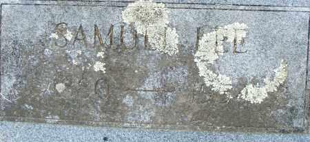 LEE, SAMUEL - Pulaski County, Arkansas   SAMUEL LEE - Arkansas Gravestone Photos
