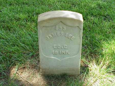 LEE (VETERAN UNION), JAMES - Pulaski County, Arkansas   JAMES LEE (VETERAN UNION) - Arkansas Gravestone Photos