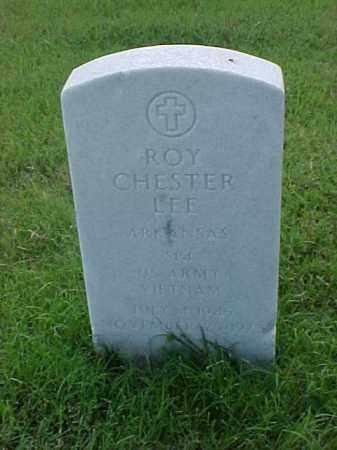 LEE (VETERAN VIET), ROY CHESTER - Pulaski County, Arkansas   ROY CHESTER LEE (VETERAN VIET) - Arkansas Gravestone Photos