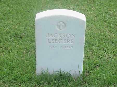 LEEGERE, JACKSON - Pulaski County, Arkansas   JACKSON LEEGERE - Arkansas Gravestone Photos