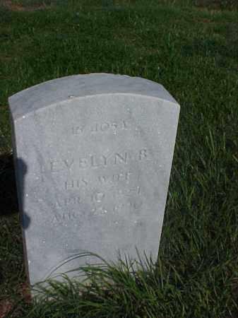 LEOPARD, EVELYN - Pulaski County, Arkansas | EVELYN LEOPARD - Arkansas Gravestone Photos