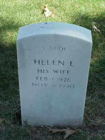 LEWIS, HELEN L. - Pulaski County, Arkansas | HELEN L. LEWIS - Arkansas Gravestone Photos