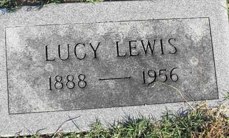 LEWIS, LUCY - Pulaski County, Arkansas | LUCY LEWIS - Arkansas Gravestone Photos