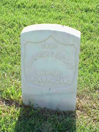 LEWIS (VETERAN UNION), BARNETT - Pulaski County, Arkansas | BARNETT LEWIS (VETERAN UNION) - Arkansas Gravestone Photos