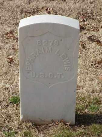 LEWIS (VETERAN UNION), EPHRAIM - Pulaski County, Arkansas | EPHRAIM LEWIS (VETERAN UNION) - Arkansas Gravestone Photos