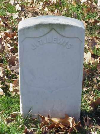 LEWIS (VETERAN UNION), J T - Pulaski County, Arkansas | J T LEWIS (VETERAN UNION) - Arkansas Gravestone Photos