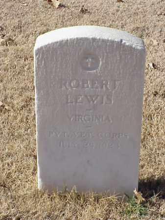 LEWIS (VETERAN WWI), ROBERT - Pulaski County, Arkansas | ROBERT LEWIS (VETERAN WWI) - Arkansas Gravestone Photos