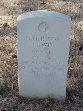 LEWIS (VETERAN WWII), HARRISON - Pulaski County, Arkansas | HARRISON LEWIS (VETERAN WWII) - Arkansas Gravestone Photos