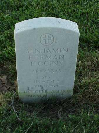 LIGGINS (VETERAN VIET), BENJAMIN HERMAN - Pulaski County, Arkansas | BENJAMIN HERMAN LIGGINS (VETERAN VIET) - Arkansas Gravestone Photos