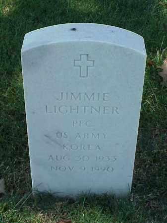 LIGNTNER (VETERAN KOR), JIMMIE - Pulaski County, Arkansas   JIMMIE LIGNTNER (VETERAN KOR) - Arkansas Gravestone Photos