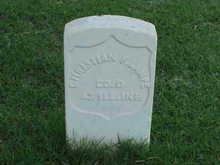 LIMPE (VETERAN UNION), CHRISTIAN F - Pulaski County, Arkansas | CHRISTIAN F LIMPE (VETERAN UNION) - Arkansas Gravestone Photos