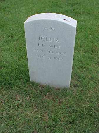 LINCOLN, ICLLIA - Pulaski County, Arkansas | ICLLIA LINCOLN - Arkansas Gravestone Photos
