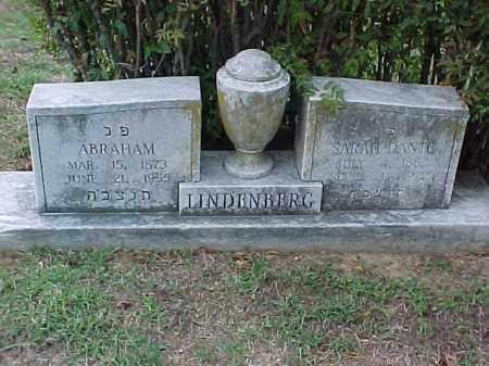 DANTE LINDENBERG, SARAH - Pulaski County, Arkansas | SARAH DANTE LINDENBERG - Arkansas Gravestone Photos
