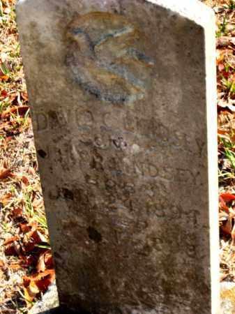 LINDSEY, DAVID C. - Pulaski County, Arkansas   DAVID C. LINDSEY - Arkansas Gravestone Photos