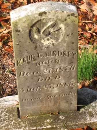 LINDSEY, MAUD C - Pulaski County, Arkansas | MAUD C LINDSEY - Arkansas Gravestone Photos
