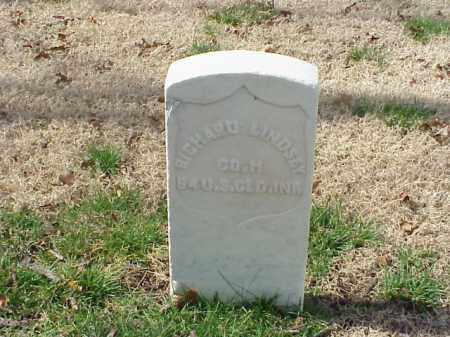 LINDSEY (VETERAN UNION), RICHARD - Pulaski County, Arkansas | RICHARD LINDSEY (VETERAN UNION) - Arkansas Gravestone Photos