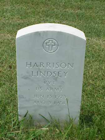 LINDSEY (VETERAN WWII), HARRISON - Pulaski County, Arkansas | HARRISON LINDSEY (VETERAN WWII) - Arkansas Gravestone Photos