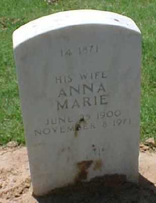 LISTER, ANNA MARIE - Pulaski County, Arkansas   ANNA MARIE LISTER - Arkansas Gravestone Photos