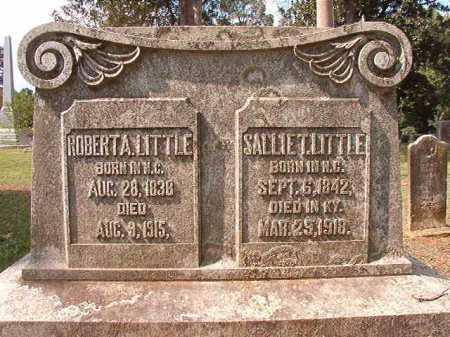 LITTLE, ROBERT A - Pulaski County, Arkansas | ROBERT A LITTLE - Arkansas Gravestone Photos