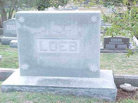 LOEB FAMILY STONE,  - Pulaski County, Arkansas |  LOEB FAMILY STONE - Arkansas Gravestone Photos