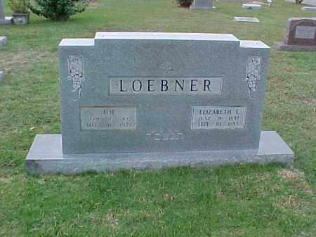 LOEBNER, JOE - Pulaski County, Arkansas | JOE LOEBNER - Arkansas Gravestone Photos