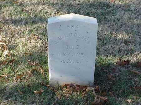 LOGGINS (VETERAN CSA), J B - Pulaski County, Arkansas | J B LOGGINS (VETERAN CSA) - Arkansas Gravestone Photos